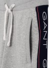 Gant - Archive Stripe Sweat Pant Light Grey Melange thumbnail