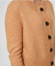 Selected Femme - Sia Knit Cardigan Camel thumbnail