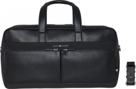 TOMMY HILFIGER - TH CITY WEEKENDER BLACK