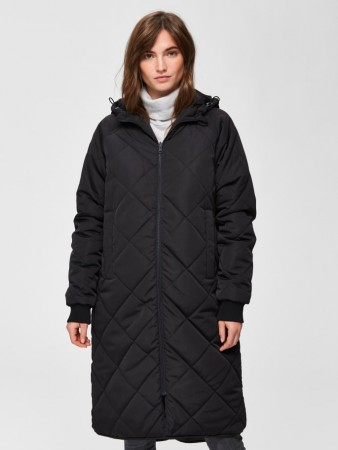 Selected Femme - Maddy Coat Black
