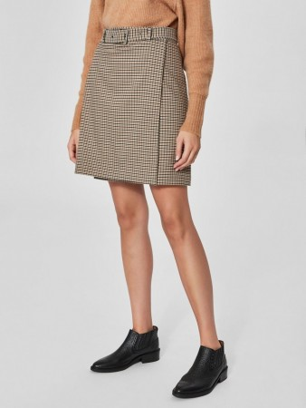 Selected Femme - Margery Hw Short Skirt