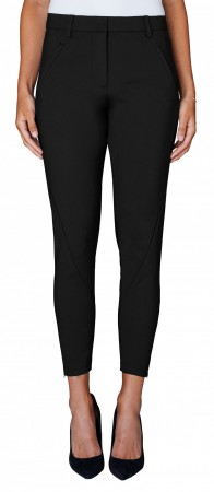Five Units - Angelie Zip 238 Black Jeggin