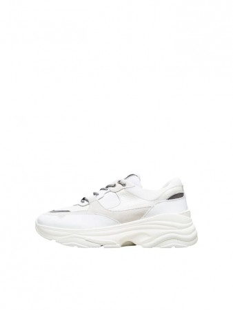 Selected Femme - Gavina Trainer White
