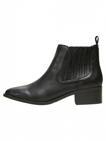Selected Femme - Elena New Leather Chelsea Boot