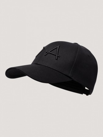GREATER THAN A - BASE CAP BLACK