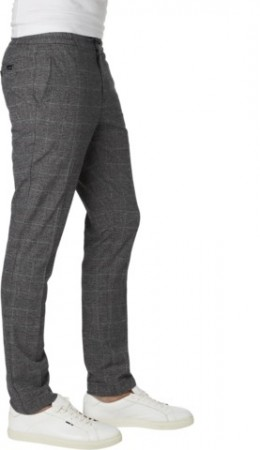 TOMMY HILFIGER - ACTIVE PANT WOOL MIX CHECK