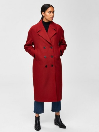 Selected Femme - Jeanne Wool Coat