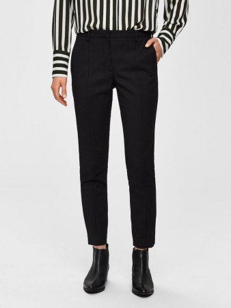 Selected Femme - Muse Fie Cropped Mw Pant